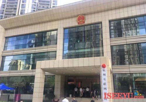 中国首家杭州互联网法院正式成立 微新闻 第1张