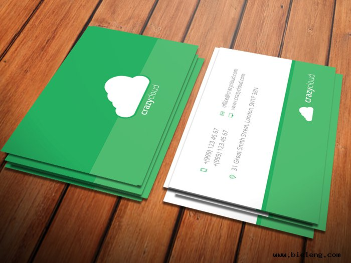 Business Card Tutorial Preview