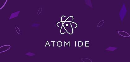 Facebook 和 GitHub 两大巨头联手推出 Atom-IDE