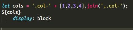 CSS 预处理工具 PowCSS