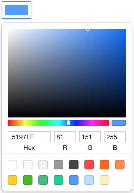 zent-colorpicker