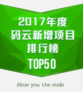 开源软件年度榜单