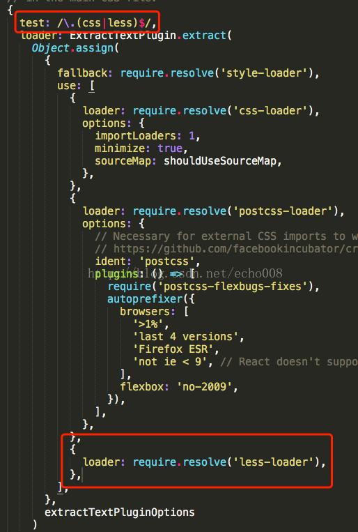 转载001:create-react-app 脚手架不支持less解决方案- 秋季长青的个人