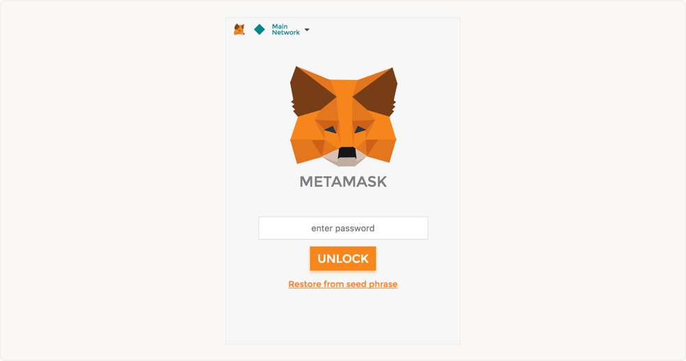 metamask钱包安装