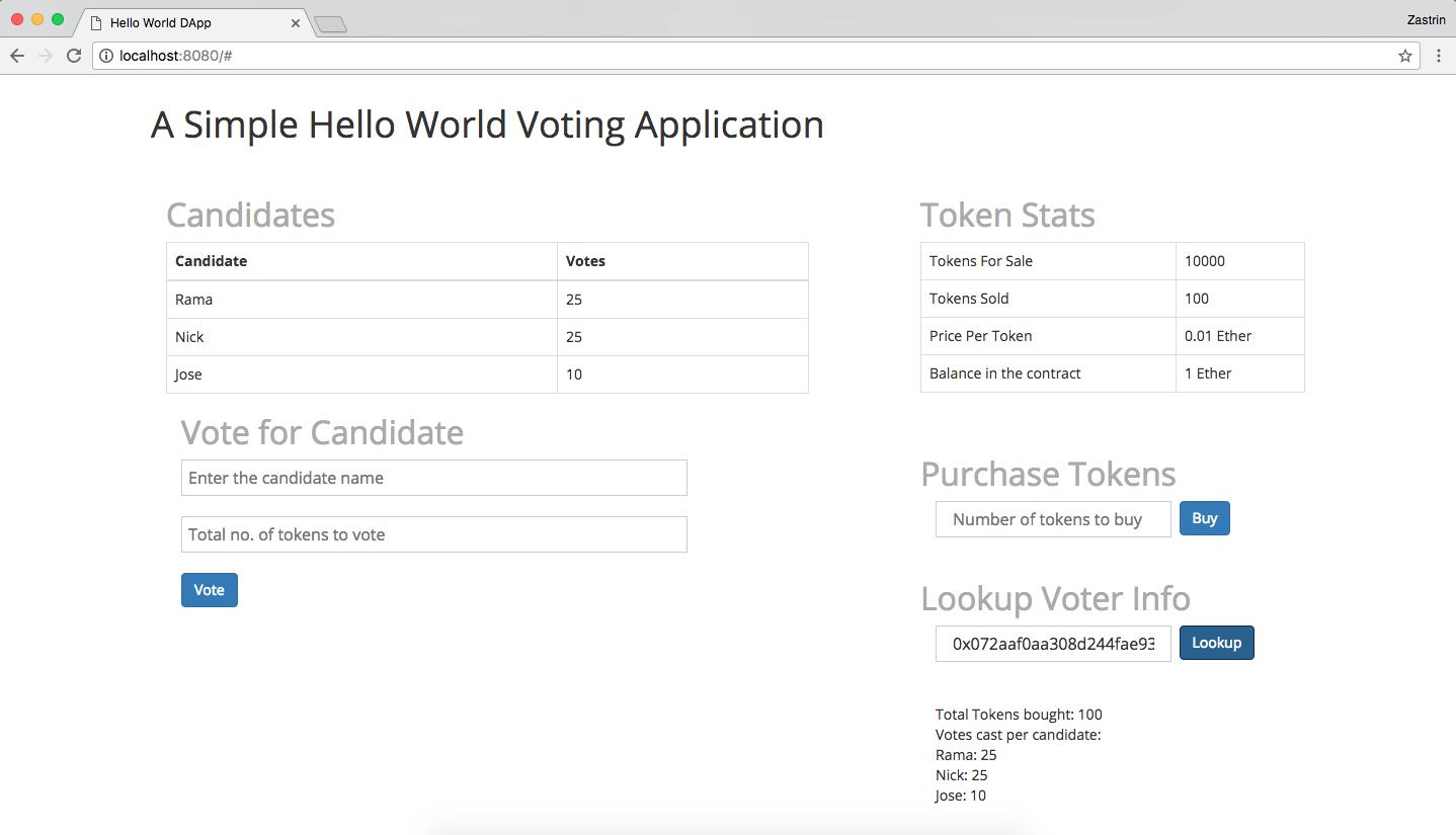 voting-webapp
