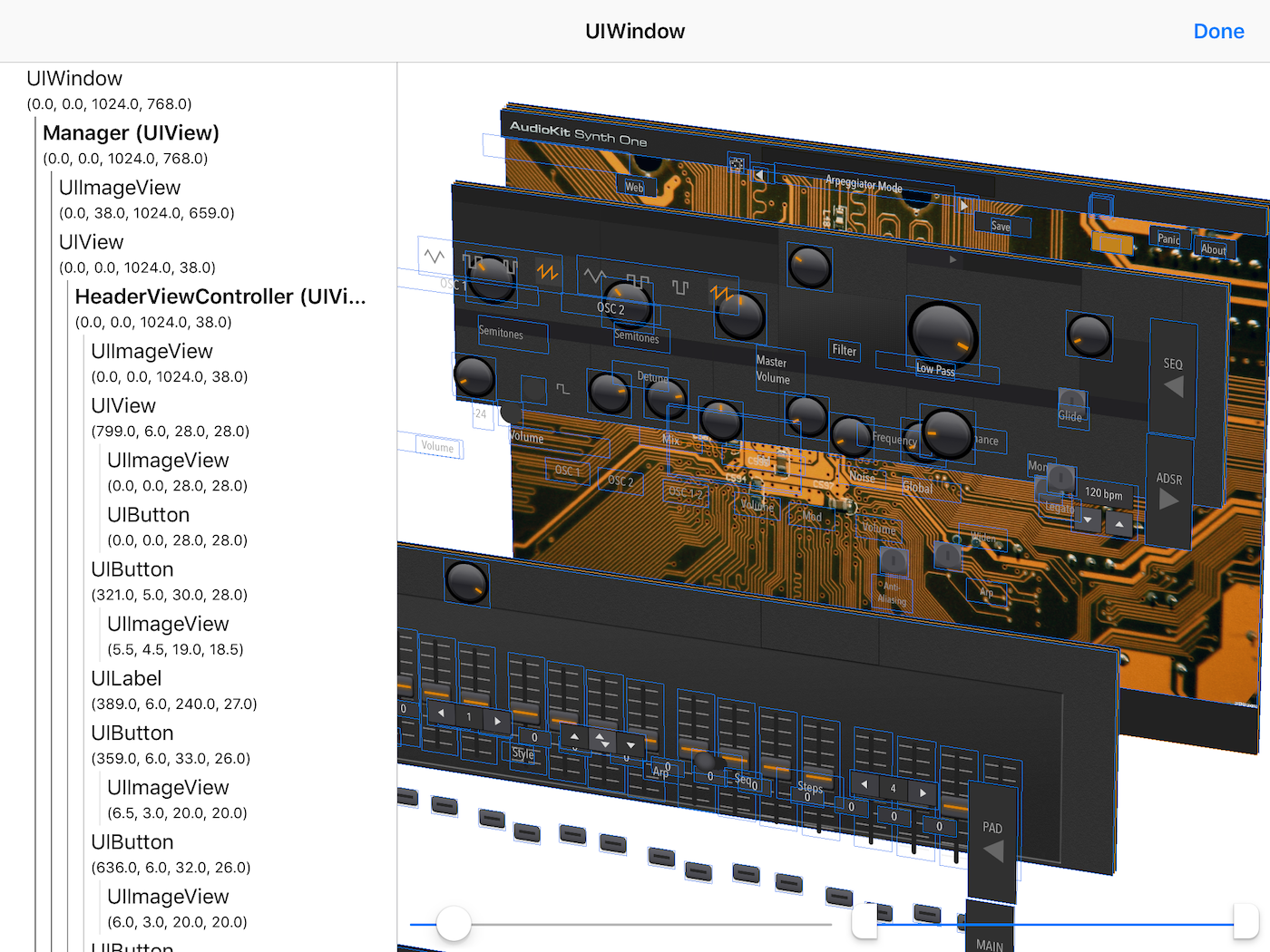 UIView 调试工具 InAppViewDebugger