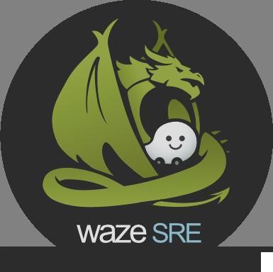 Waze SRE logo