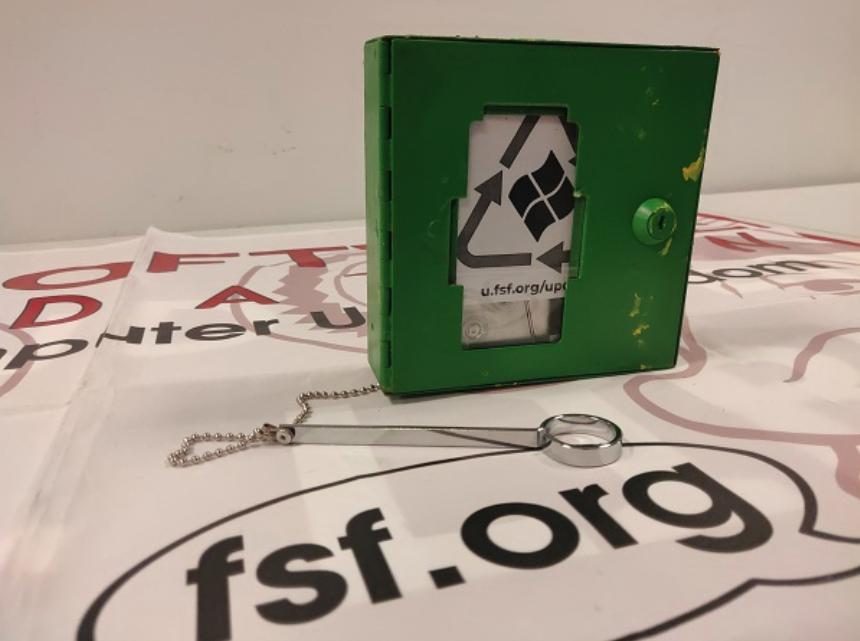FSF給微軟寄硬盤,會收到Windows 7源碼嗎?