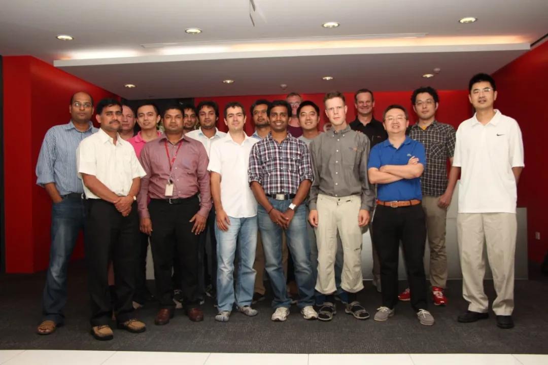 2013 Team meeting in Shanghai