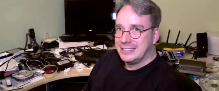 2020年,Linus Torvalds没有粗口,但还是骚话连篇