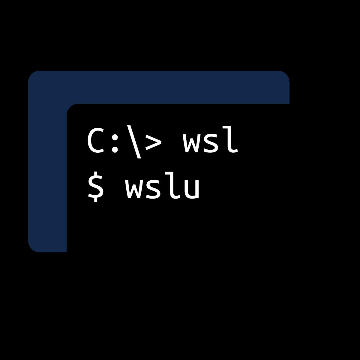 WSL 的实用程序集 wslu