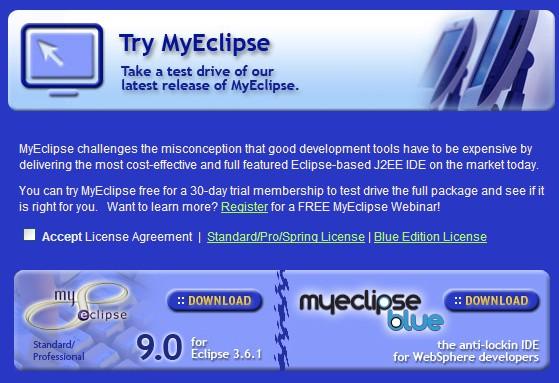 MyEclipse 9.0 下载