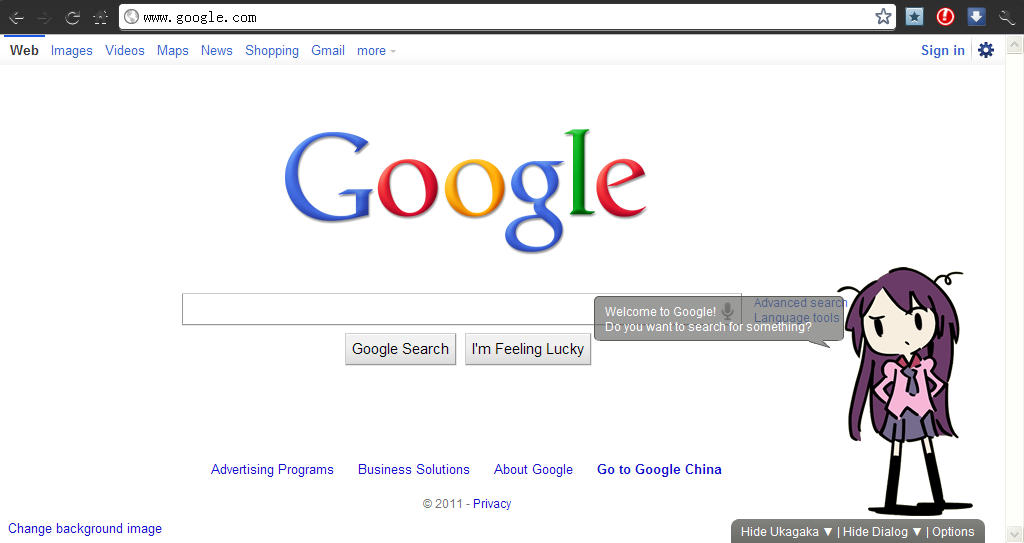 嵌入Google