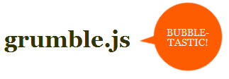Grumble.js