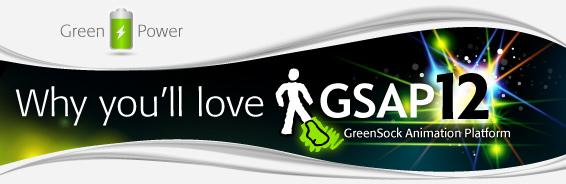GreenSock Animation Platform V12