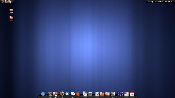 仿苹果 Dock 的启动器 CairoDock