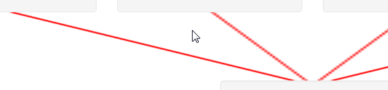 HTML5 canvas 斜线