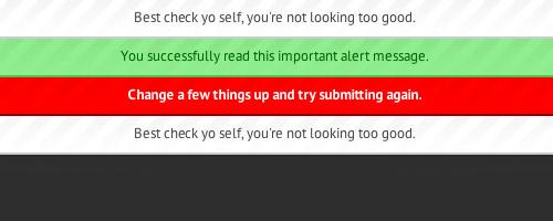 jQuery提醒插件 noty