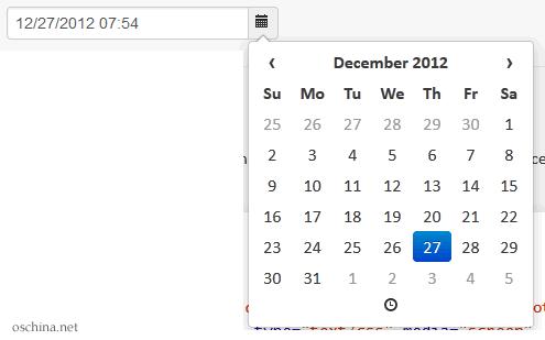 bootstrap-datetimepicker