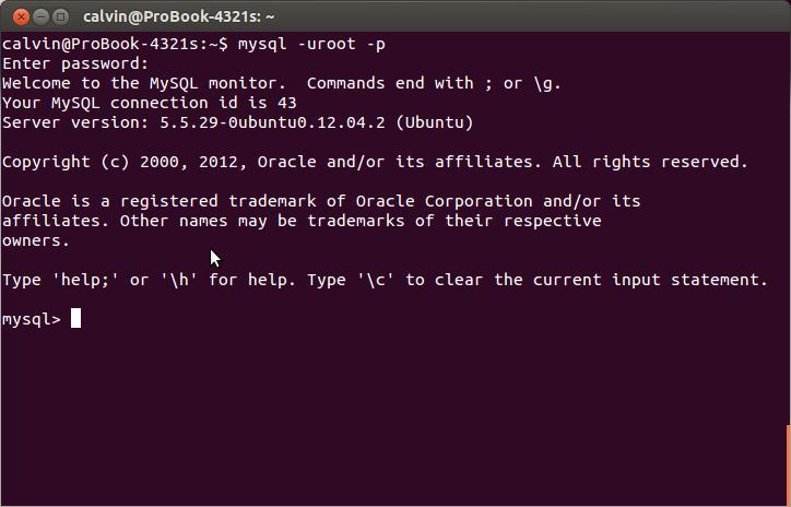 libmcrypt ubuntu installer mysql