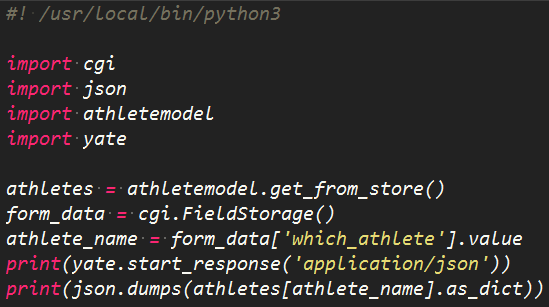 how to read json in python