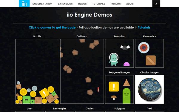 iio Engine