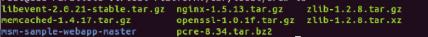 Nginx+memcached+tomcat7+session...