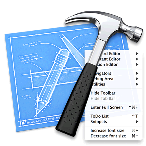 AdjustFontSize-Xcode-Plugin