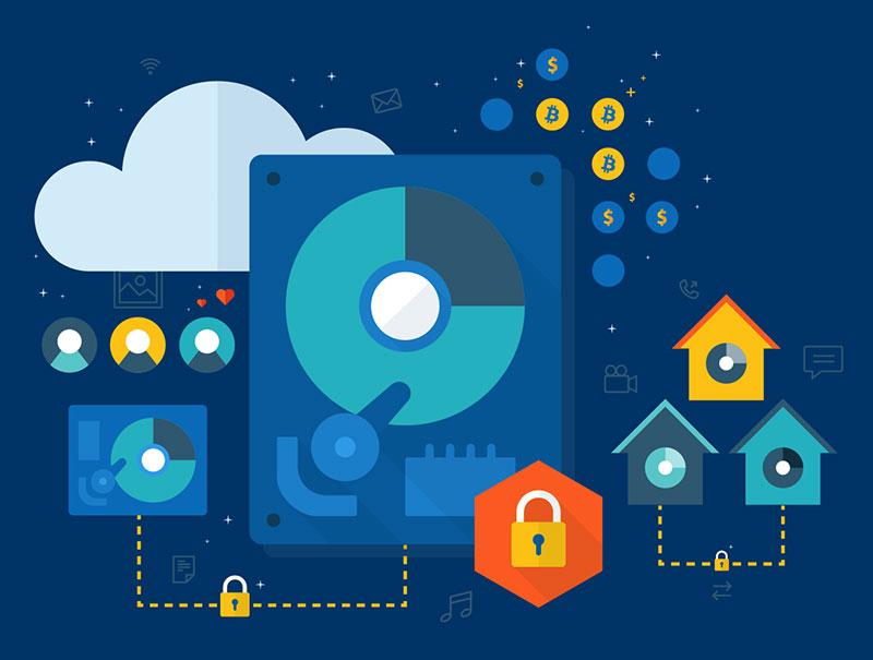 基于区块链技术实现的云存储平台 Storj