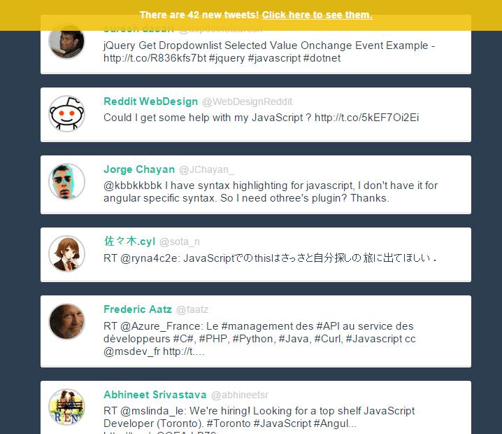 react-tweets-demo