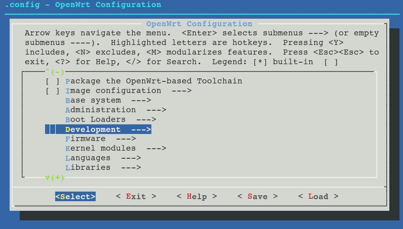 Openwrt manually install ipk