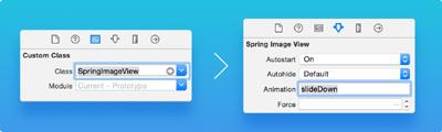 iOS Spring