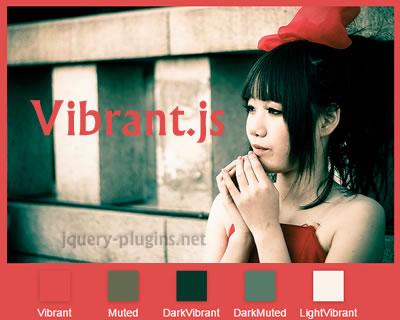 Vibrant.js
