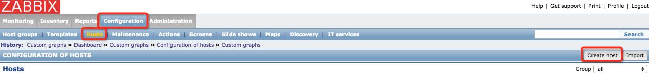企业级监控 Zabbix 的安装与使用
