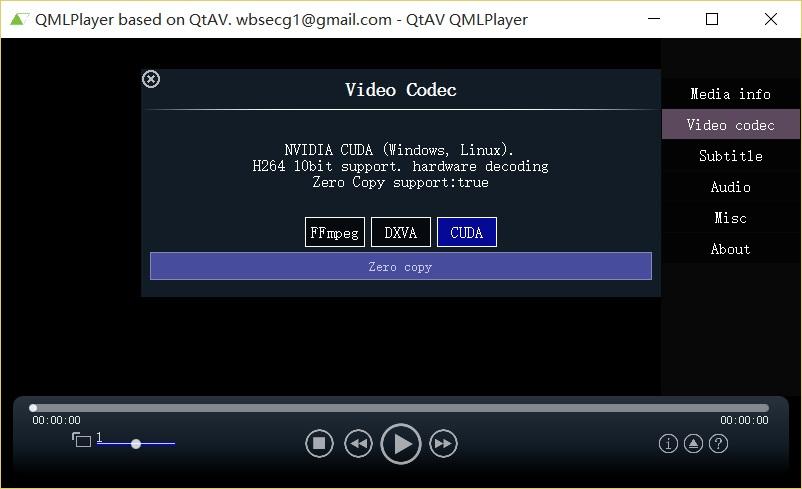 QtAV1.8.0发布,跨平台高性音视频视频-开转人博框架图片