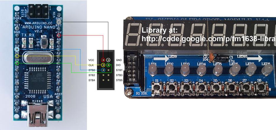 Поделки на arduino nano 18