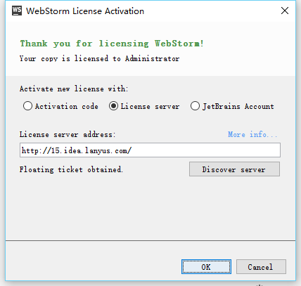 Webstorm 2016 1 license server | Free JetBrains Products License