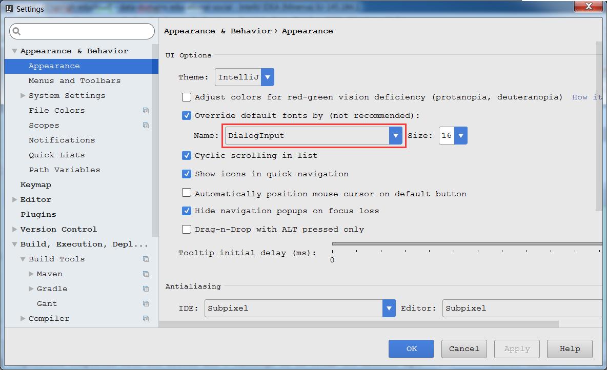 配置IntelliJ IDEA - udbwcso的个人空间- OSCHINA