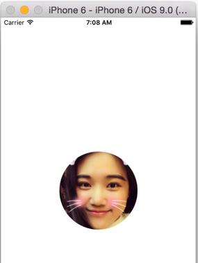 iOS开发之裁剪圆形头像
