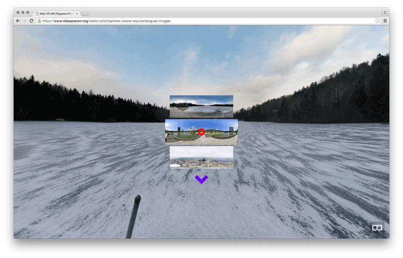 虚拟现实 CMS 系统 IdeaSpace
