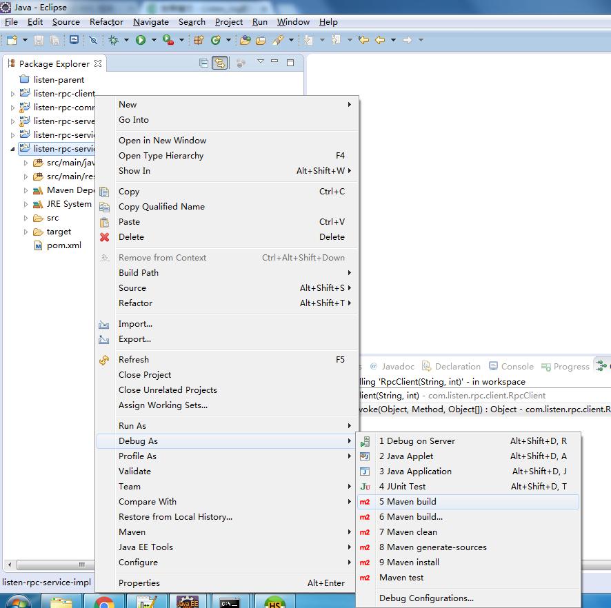 Spring+Netty+Protostuff+ZooKeeper实现轻量级RPC服务