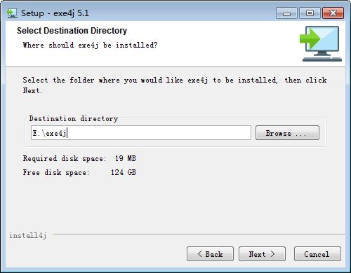 Windows可执行文件制作工具exe4j安装笔记- 北风其凉,雨雪其雱- OSCHINA