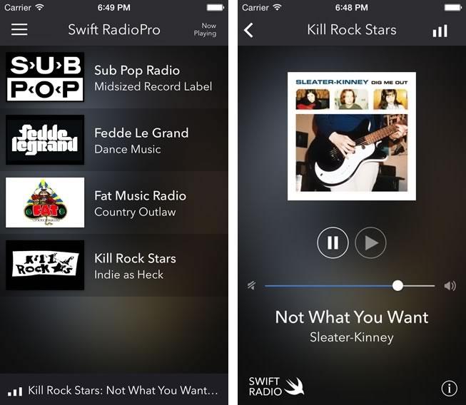 Swift-Radio-Pro