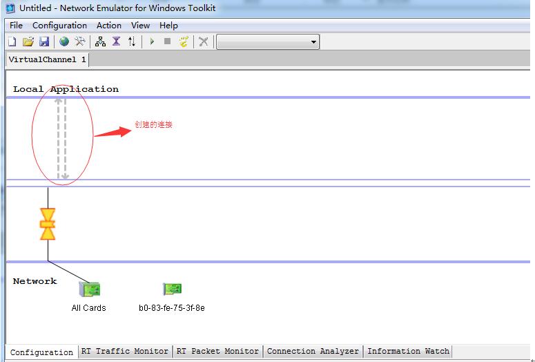 network emulator for windows toolkit