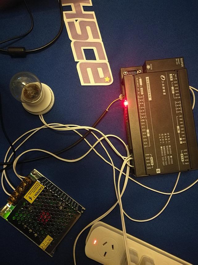 使用PHP控制MODBUS-RTU设备