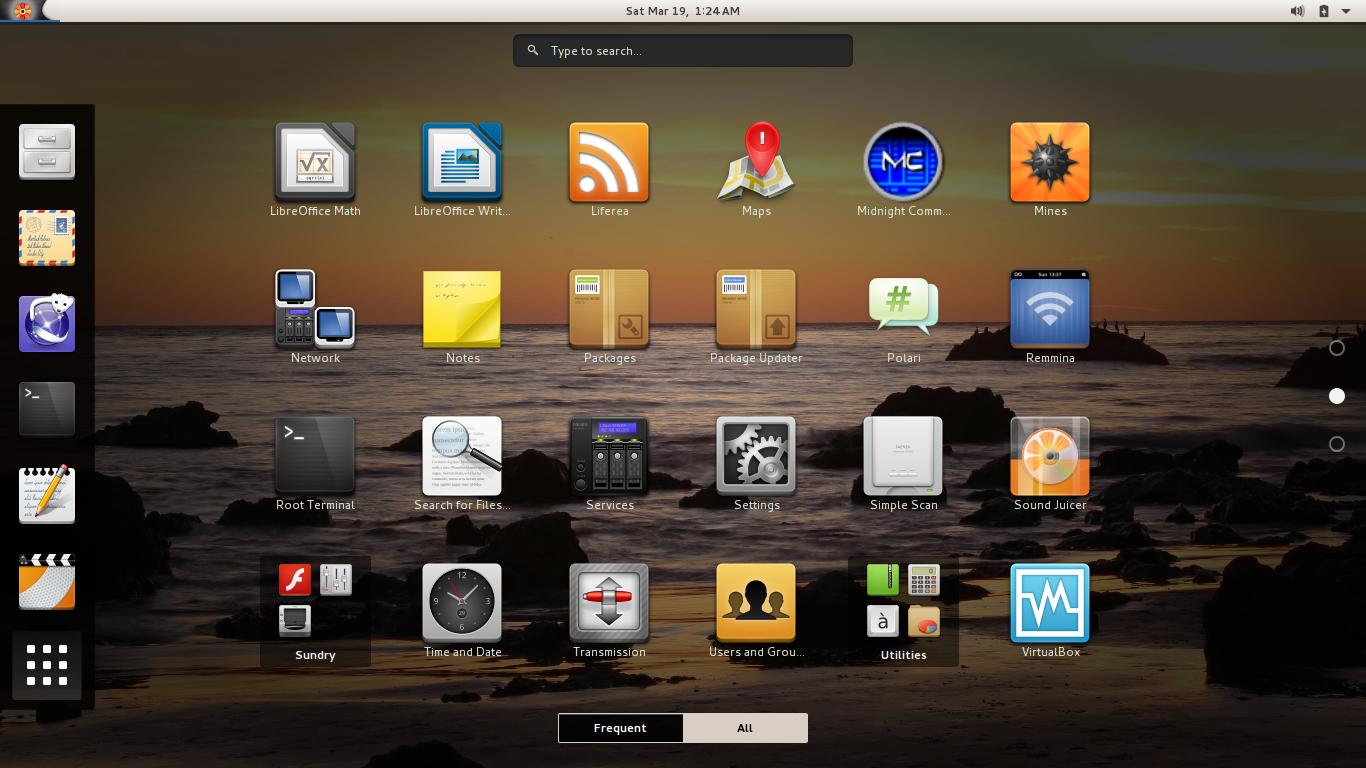 Parsix GNU/Linux 项目宣布即将终止