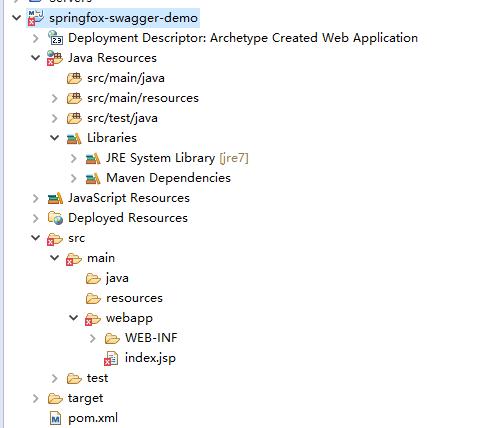 一步步完成Maven+SpringMVC+SpringFox+Swagger整合示例- 王孟君