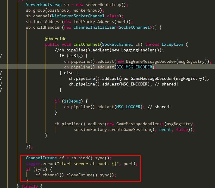 netty nio - 开源搜索- OSCHINA