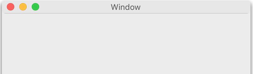 自定义Window标题栏titleBar