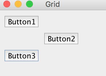 Java开发GUI之绝对布局